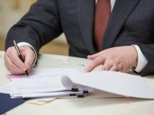 Необходимые документы для оформления доверенности на автомобиль